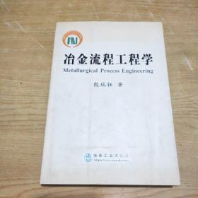 冶金流程工程学(国家科学技术学术著作出版基金)