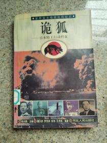 诡狐:日本特工行动档案