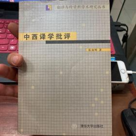 中西译学批评