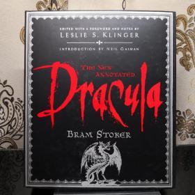 The New Annotated Dracula 德古拉诺顿详注版 电影<惊情四百年>  Norton Annotated Books 诺顿详注版 诺顿详注丛书 超大开本 超详注释 超多精美插图 诺顿出品必是精品