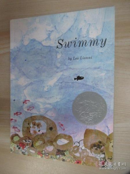 Swimmy小黑鱼 英文原版