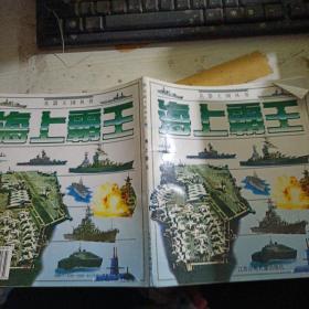 兵器王国丛书--海上霸王