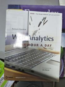 特价~Web Analytics:An Hour a Day全外文版9780470130650
