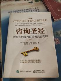 咨询圣经:教你如何成为百万美元咨询师