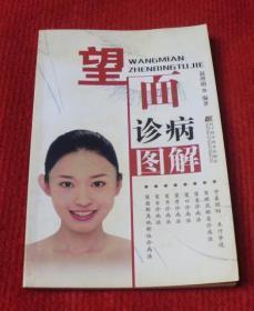 中医书,医学书--望面诊病图解--98