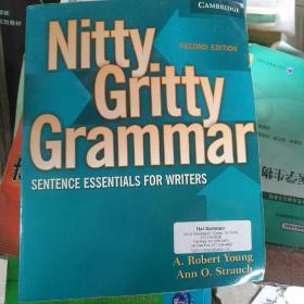 Nitty Gritty Grammar: Sentence Essentials for Writers