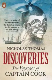 Discoveries: The Voyages of Captain Cook库克船长的发现之旅,英文原版