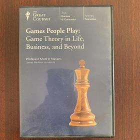 Games People Play: Game Theory inLife, Business, and Beyond 四碟装