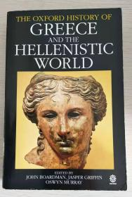 The Oxford History Of Greece And The Hellenistic World 【英文原版,品相佳】