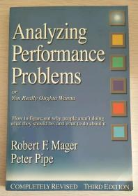 Analyzing Performance Problems or You Really Oughta Wanna(英文原版)
