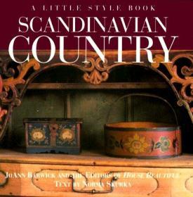 Scandinavian Country: A Little Sytle Book-斯堪的纳维亚国家:一本小书