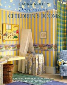 Laura Ashley Decorating Children's Rooms-劳拉·阿什利装饰儿童房