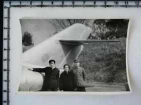 20201213-2 年代老照片 和打飞机