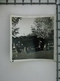 20201213-6 年代老照片  大卡车 标准照