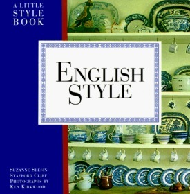 English Style: A Little Style Book-英式风格:一本小文体书