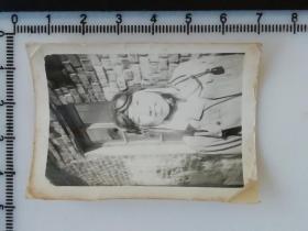20201213-2 年代老照片 戴着飞行眼镜的少年