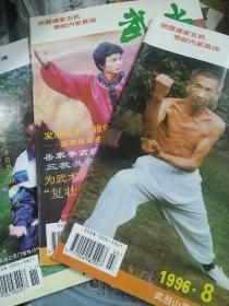武当杂志 1996年第8-9、11期