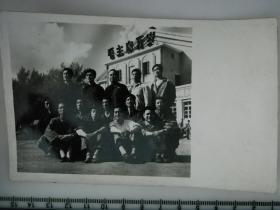 20201213-6 年代老照片  文革 毛主席万岁 合影