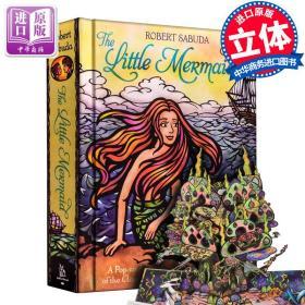 The Little Mermaid (Pop-Up Classics)  小美人鱼