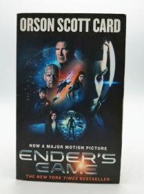 Ender's Game 英文原版-《安德系列1:安德的游戏》