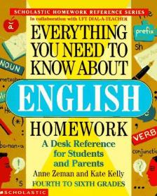 Everything You Need To Know About English Homework-关于英语作业你需要知道的一切