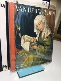 I Classici DellArte:Van Der Weyden 意大利语原版油画集 彩印品如图