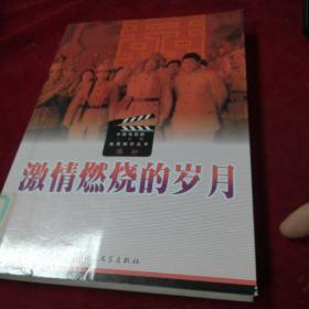 中国电视剧三十年优秀剧作丛书:激情燃烧的岁月