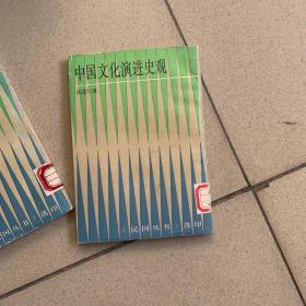 中国文化演进史观