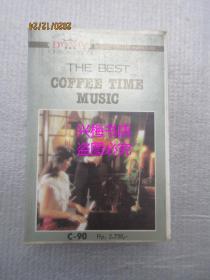 国外(印尼)原版磁带:COFFEE TIME MUSIC