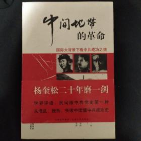《中间地带的革命》国际大背景下看中共成功之道  小16开 2010年1版2印 私藏 品佳 书品如图