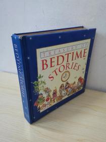 TREASURY OF BEDTIME STORIES,