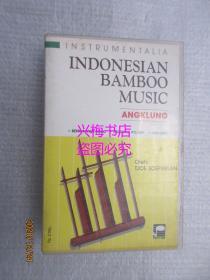 国外(印尼)原版磁带:ANGKLUNG——竹琴音乐