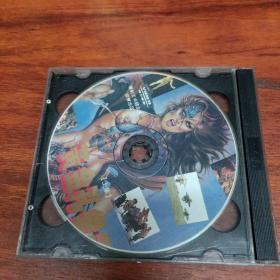 黄金孔雀王上下集VCD光盘