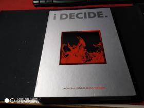 I DECIDE. (IKON组合2020年全新专辑 写真集)有CD