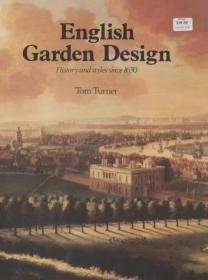 ENGLISH GARDEN DESIGN - History and styles since 1650
