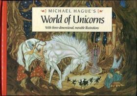 Michael Hagues World of Unicorns, Pop-Up