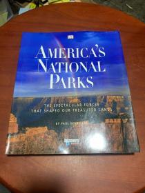 DK : AMERICA'S NATIONAL PARKS(美国国家公园)