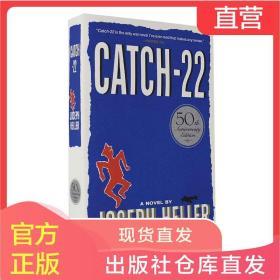 英文原版 Catch-22 第二十二条军规 Joseph Heller