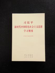 习近平新时代中国特色社会主义思想学习刚要
