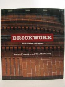 Brickwork: Architecture and Design-砌砖:建筑与设计
