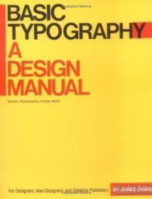 Basic Typography: A Design Manual-基本版式设计手册