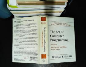The Art of Computer Programming:Sorting and Searching (2nd Edition) 第3卷