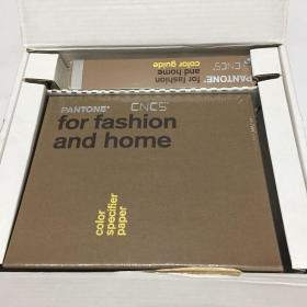 pantone for fashion and home 潘通色卡 库存未拆封