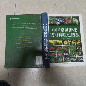 中国常见野花200种原色图鉴(汉竹)