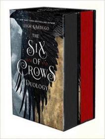 预售乌鸦六部曲精装 The Six of Crows Duology Boxed Set : Six of Crows and Crooked Kingdom