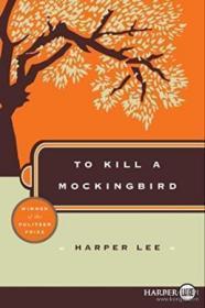 To Kill A Mocking Bird Large Print
