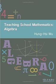 Teaching School Mathematics:Algebra