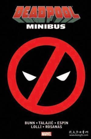 Deadpool Minibus (New Printing)
