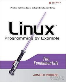 Linux Programming by Example