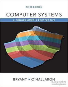 Computer Systems: A Programmer's Perspective (3rd Edition)